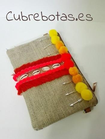bolso etnico conchas