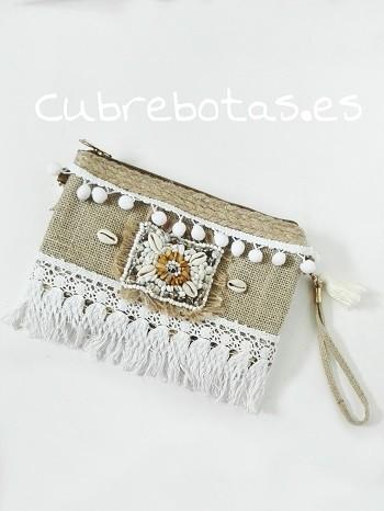 Bolso Bho blanco