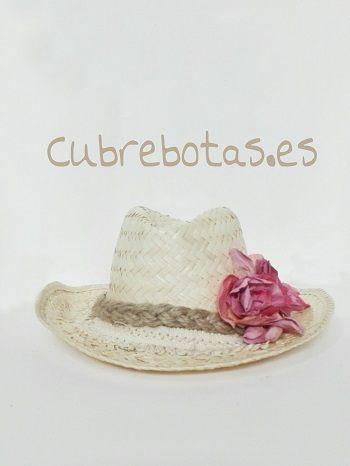 Sombrero boho Rosa