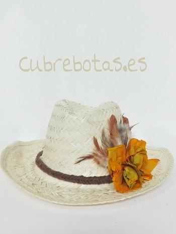 Sombrero etnico sol